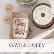 Gave & Hobby