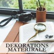Dekorationsmateriale