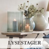 Lysestager