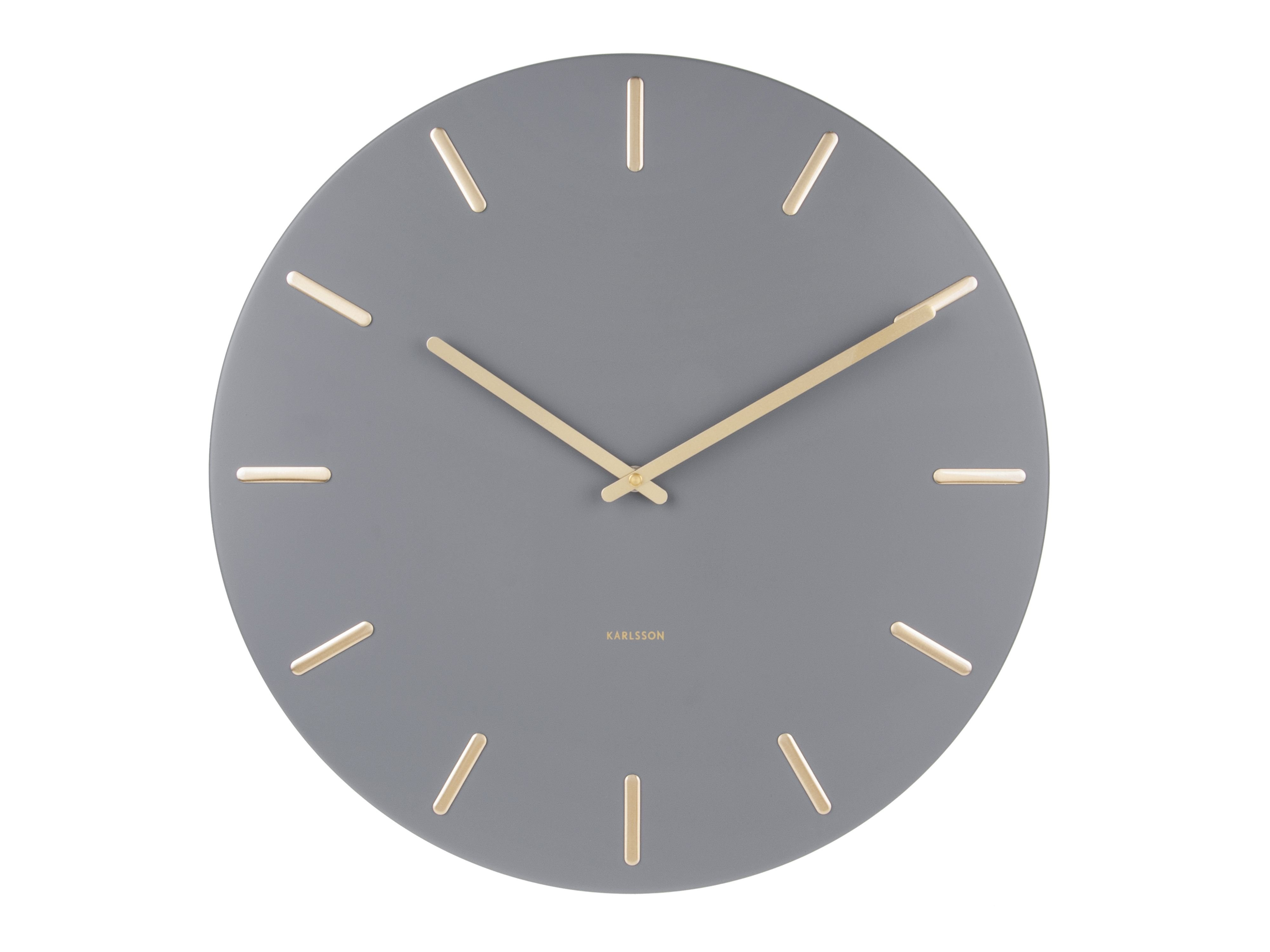 Wall clock Charm