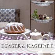 Etager & Kagefade