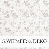 Gavepapir & Dekoration