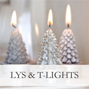Lys & T-lights
