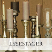 Lysestager