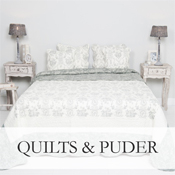 Quilts & Puder