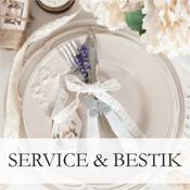 Service & bestik