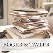 Tavler & Bøger