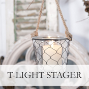 T-lights stager