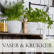 Vaser & Krukker